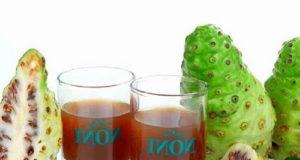 boire le jus de Noni